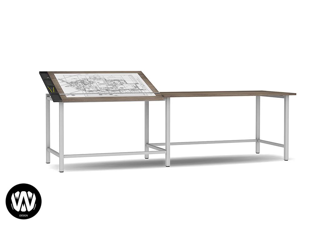 Fraxinus Drawing Desk