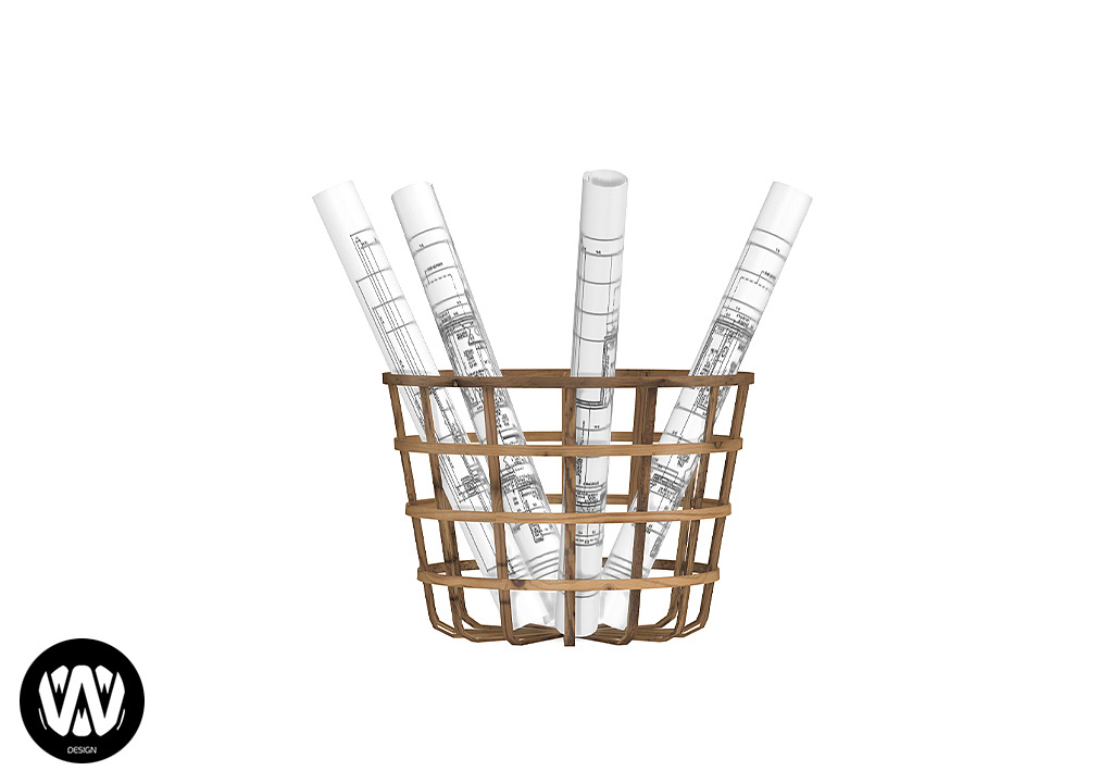 Fraxinus Projects Basket