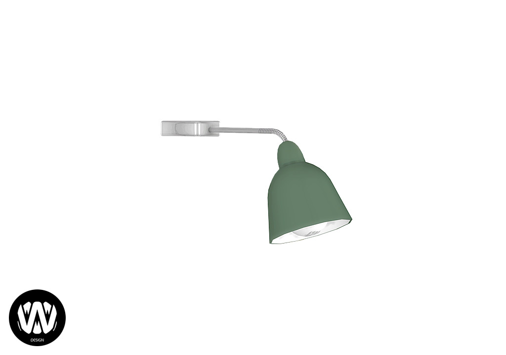 Fraxinus Shelf Lamp