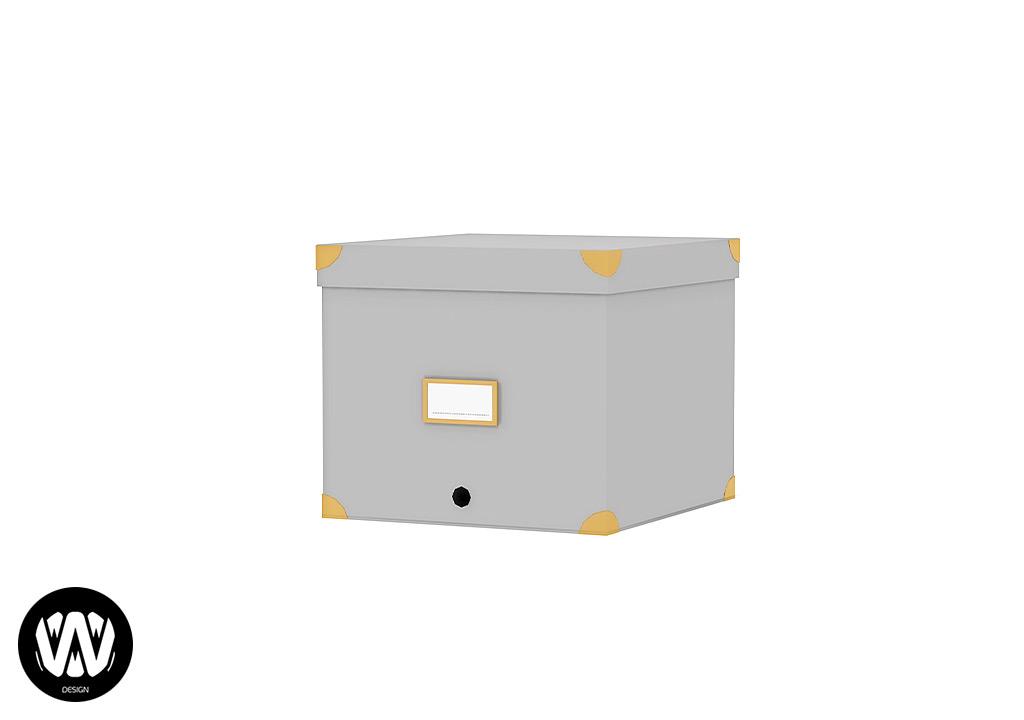 Fraxinus Storage Box