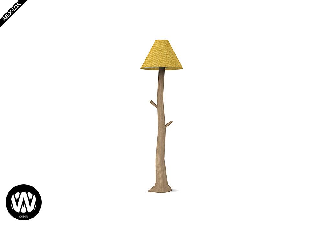Iodine Floor Lamp