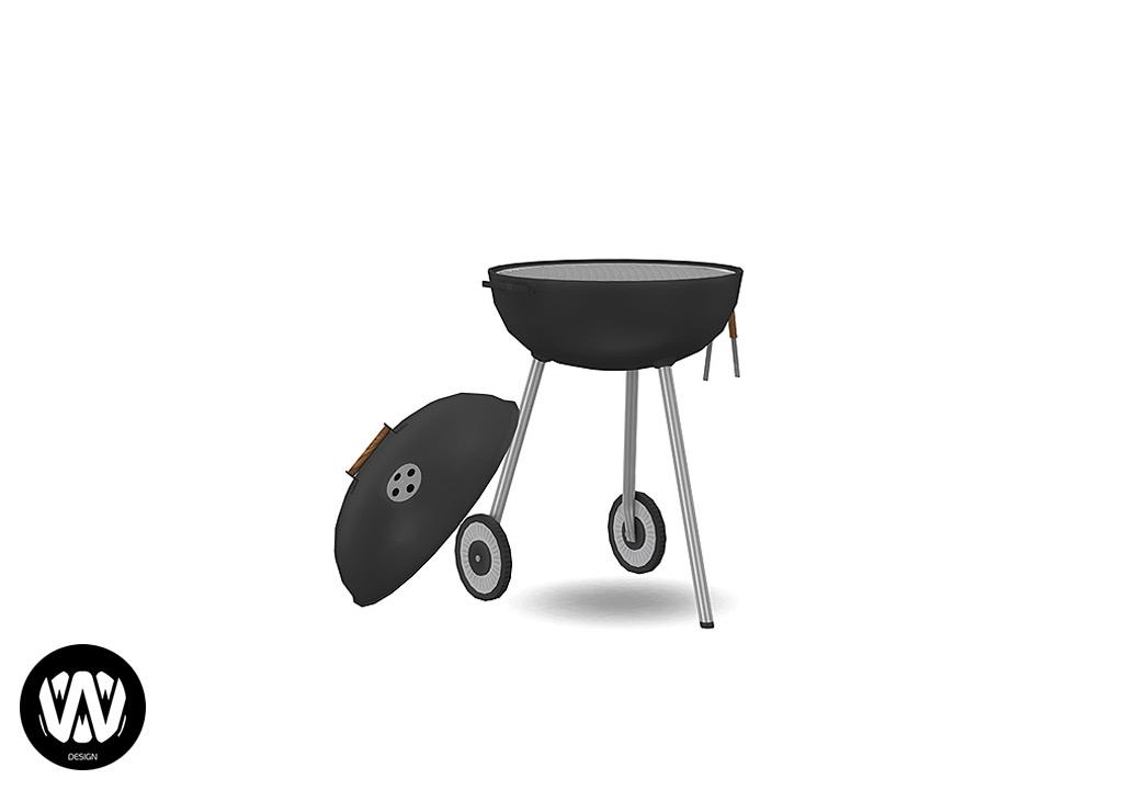 Larix Barbecue