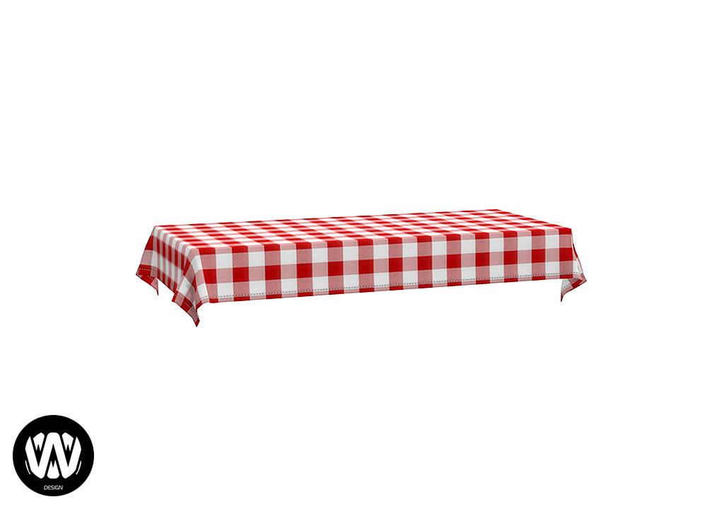 Larix Picnic Table Cloth