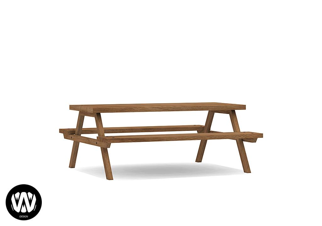 Larix Picnic Table