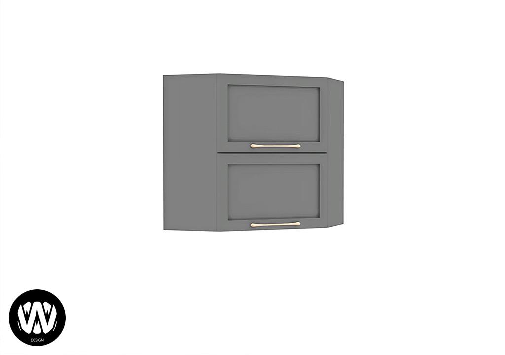 Opuntia Cabinet Corner