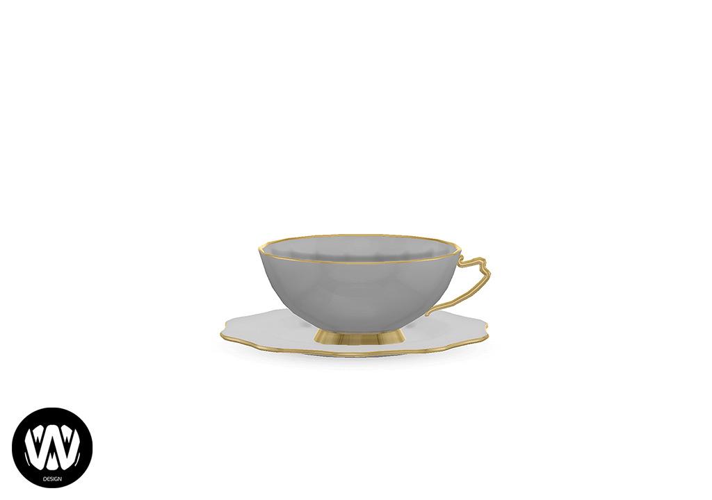 Rubus Teacup – Empty