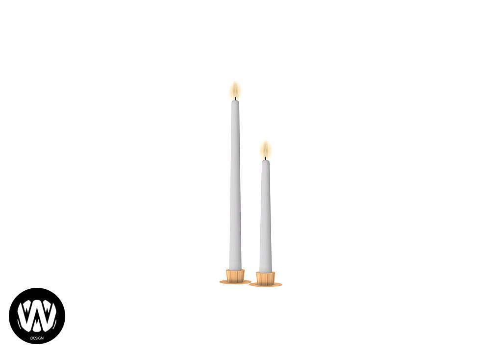 Schinus Candles
