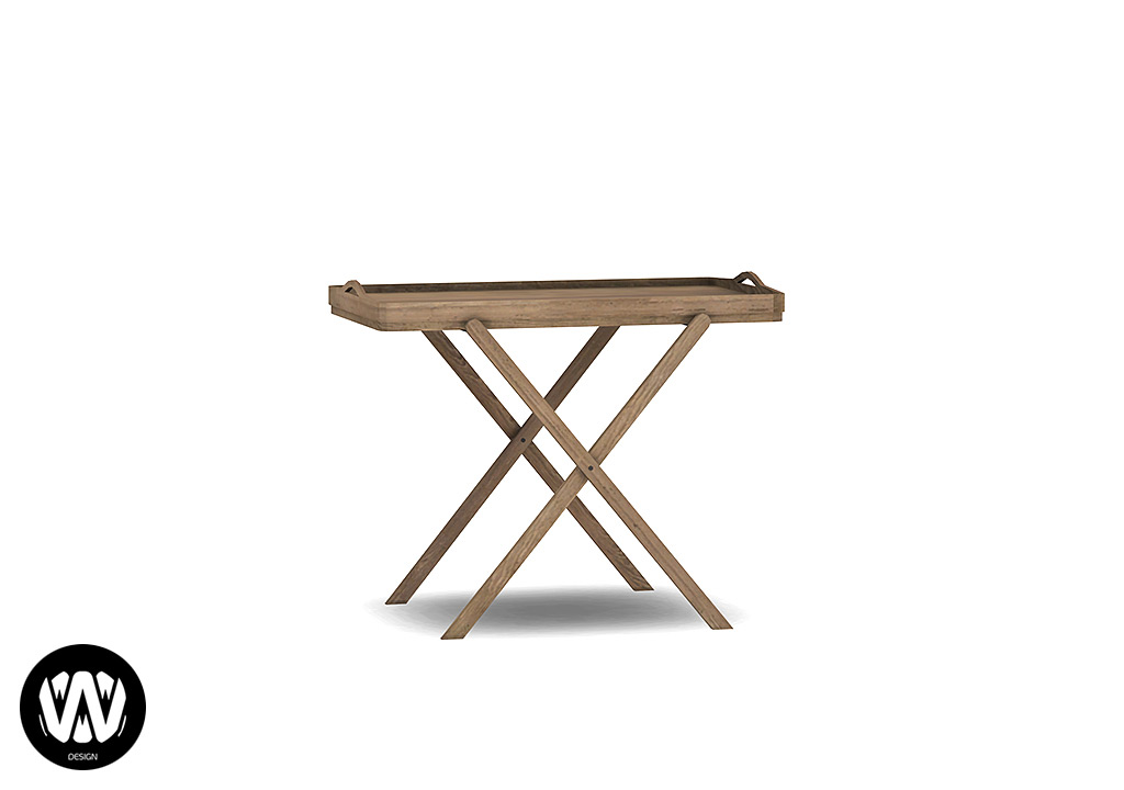 Sequoia Bedside Table