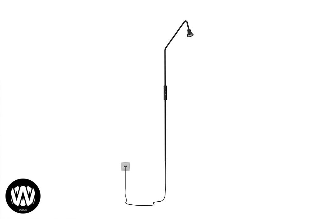 Sequoia Wall Lamp – Left