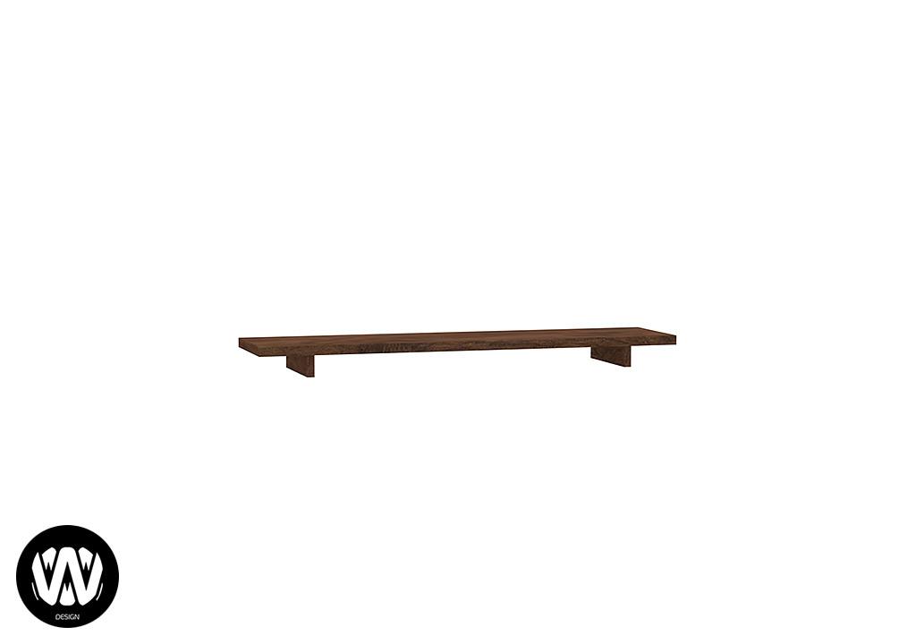 Cycas Bathtub Shelf