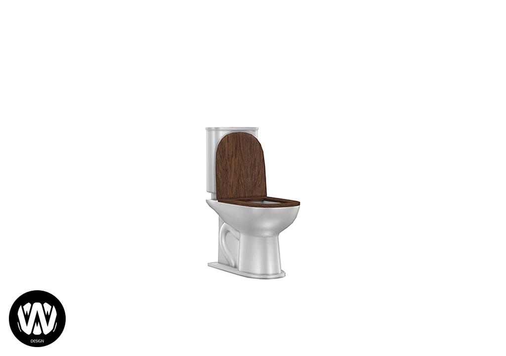 Cycas Toilet