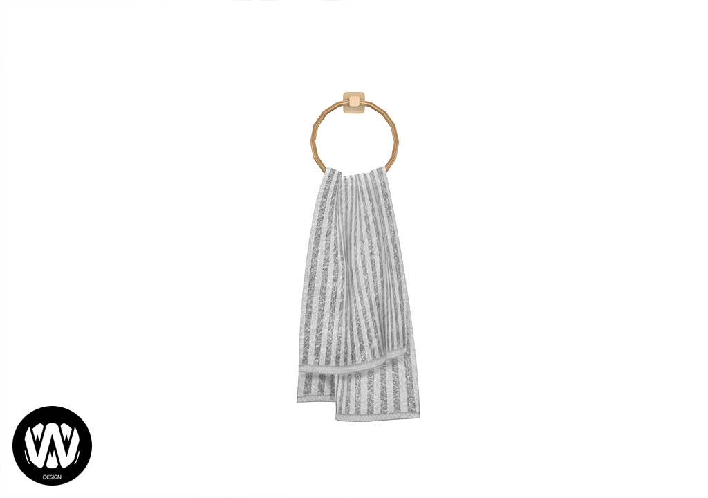 Pyrus Towel Holder