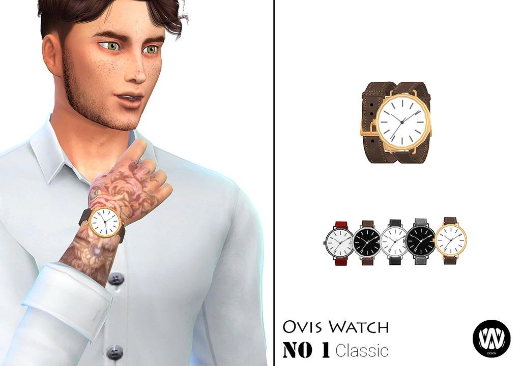 Ovis Watch N.1