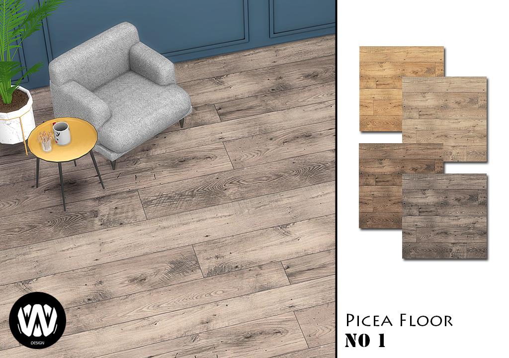 Picea Floor No.1