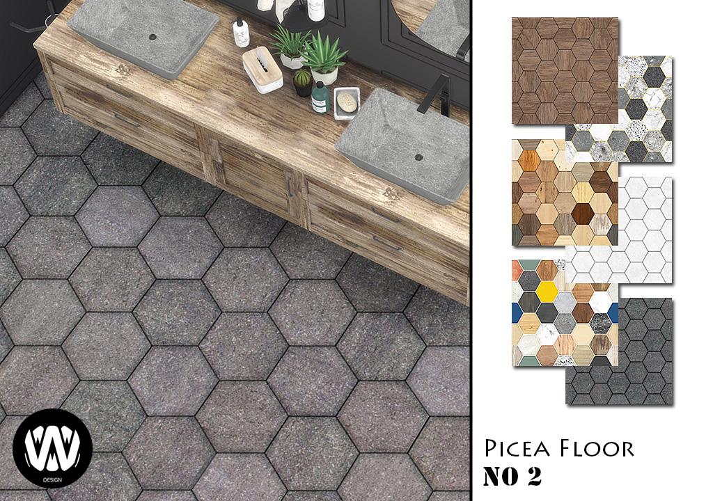 Picea Floor No.2