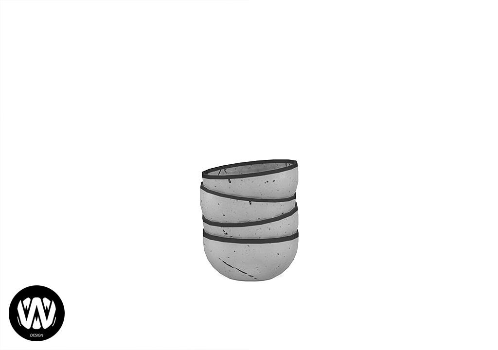 Ceratonia Small Bowls