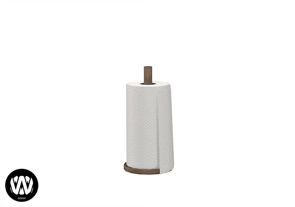 Ceratonia Towel Holder