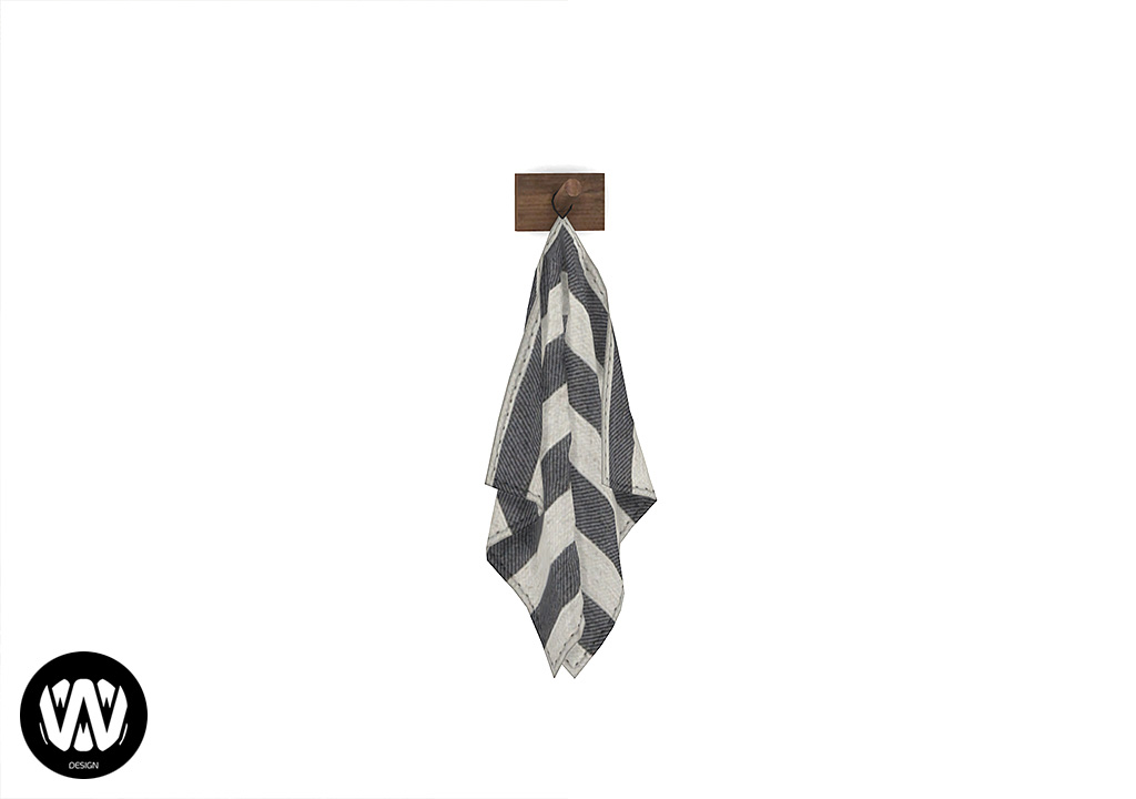 Ceratonia Towel