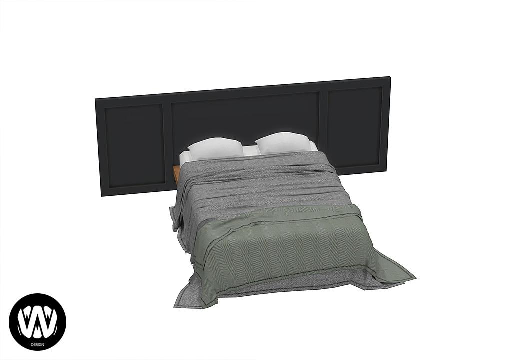 Clematis Bed Blanket