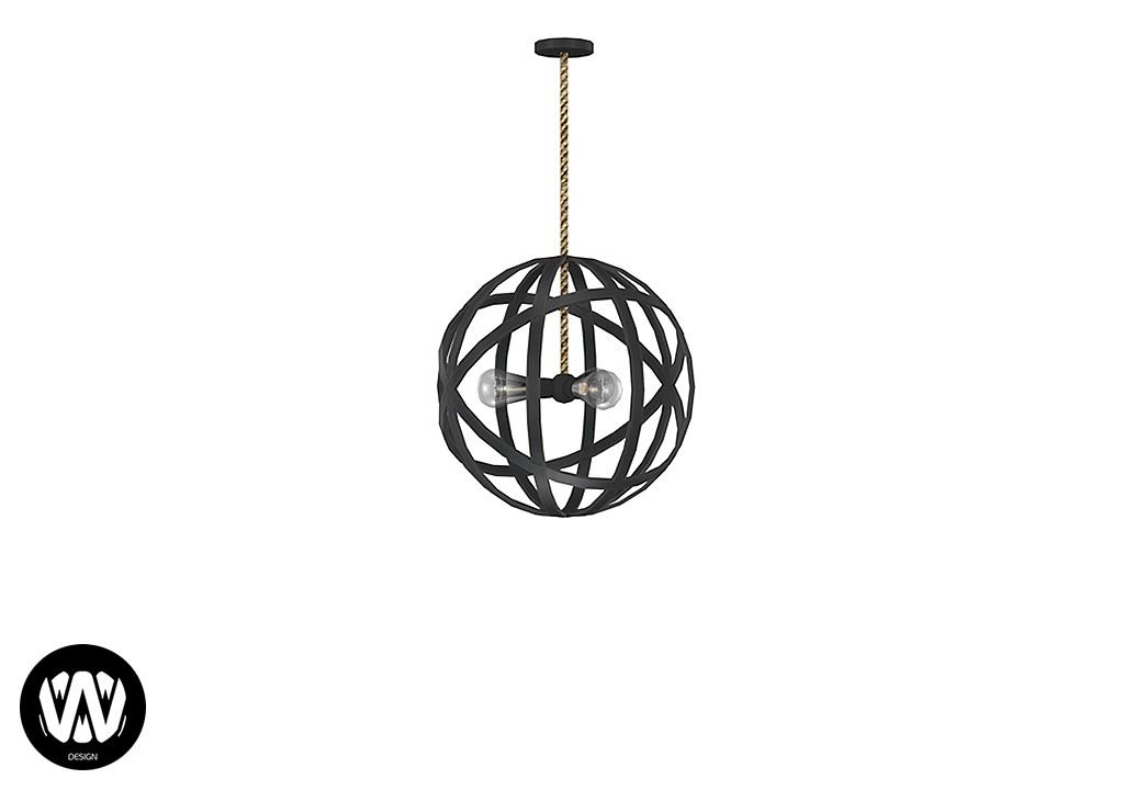 Carpinus Ceiling Lamp