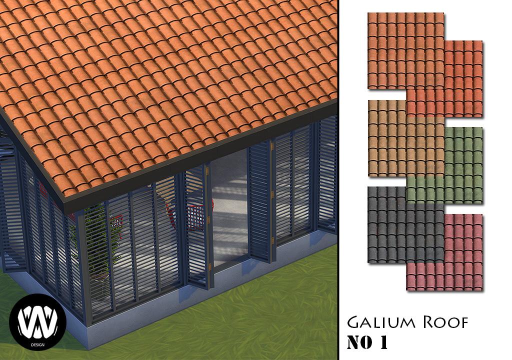 Galium Roof No.1