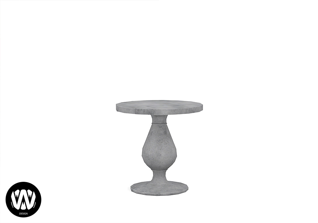 Sorbus End Table