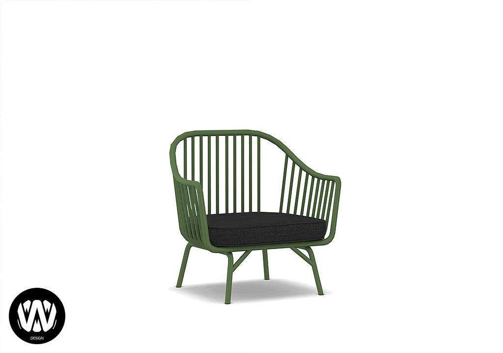 Sorbus Living Chair