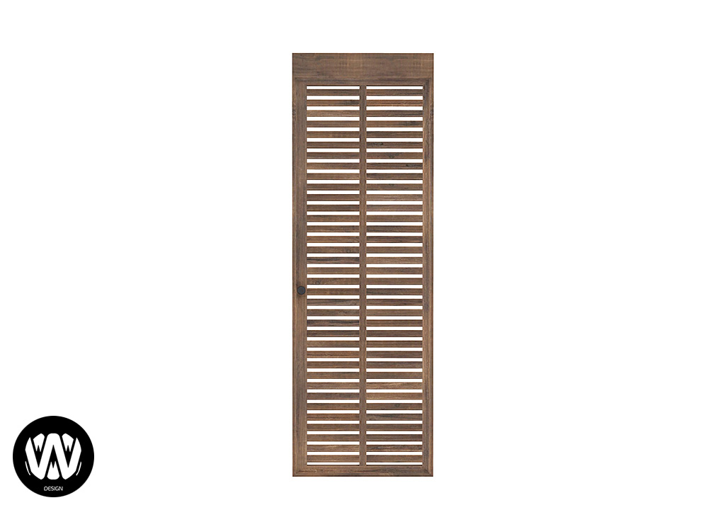 Tsuga Door [1 Tile]
