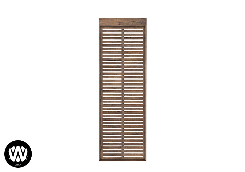Tsuga Window – Closed [1 Tile]
